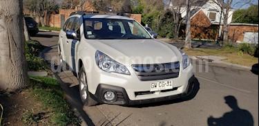 Foto venta Auto usado Subaru Outback 2.5i CVT Limited (2015) color Blanco precio $12.800.000
