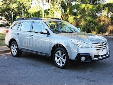 Foto venta Auto usado Subaru Outback 2.5i Limited Aut (2013) color Gris Grafito precio u$s22.500