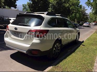 Subaru Outback 2.5i Limited usado (2016) color Blanco Perla precio $14.500.000