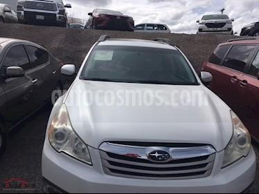 Foto venta Auto usado Subaru Outback 2.5i Limited (2011) color Gris precio $208,000