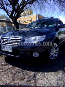 Subaru Outback 3.0 usado (2007) color Negro precio $5.250.000