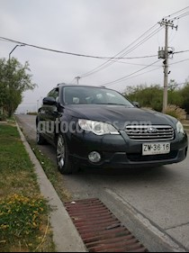 Foto venta Auto usado Subaru Outback 3.0 (2007) color Negro precio $5.000.000
