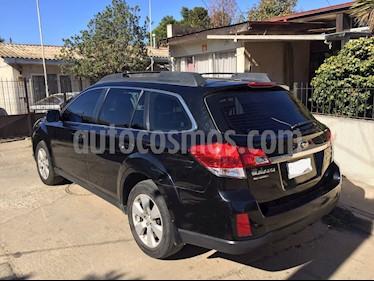 Subaru Outback 3.6R SI Drive usado (2011) color Negro precio $8.200.000