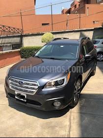 Foto venta Auto usado Subaru Outback 3.6R (2015) color Gris Grafito precio $270,000