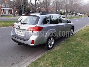 Subaru Outback 2.5i CVT Limited usado (2014) color Gris precio $8.950.000