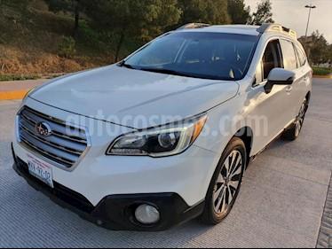 foto Subaru Outback 2.5i Limited usado (2015) color Blanco precio $250,000