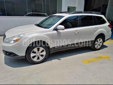 Subaru Outback 5p 3.6R H6 aut usado (2012) color Blanco precio $189,900