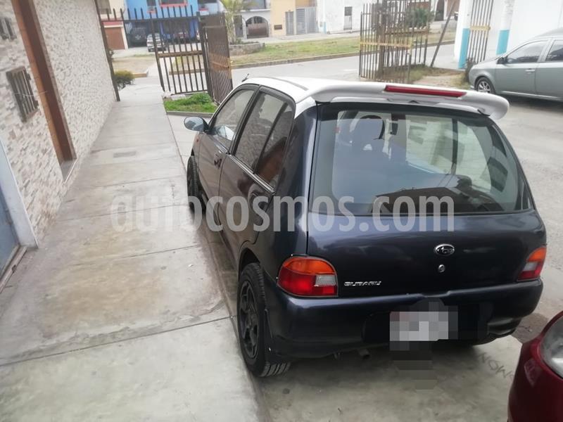 Subaru Outback 2.5 AWD  usado (1994) color Negro precio $11,500