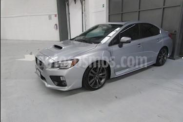 Foto venta Auto usado Subaru WRX 4p WRX H4/2.0/T Aut (2016) color Plata precio $345,000