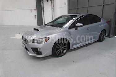 Foto venta Auto usado Subaru WRX 4p WRX H4/2.0/T Aut (2016) color Plata precio $369,000