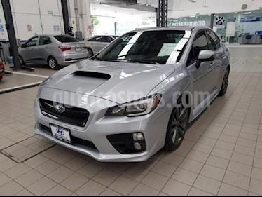 Foto venta Auto usado Subaru WRX 4p WRX H4/2.0/T Aut (2016) color Plata precio $349,900