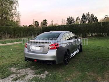 Subaru WRX 2.0 AWD CVT Limited usado (2018) color Gris Metalico precio $17.800.000