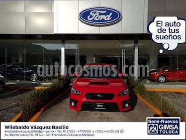 Foto venta Auto Seminuevo Subaru WRX SE  (2018) color Rojo precio $555,900