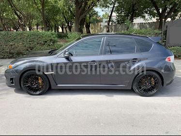 Subaru WRX STI 5P usado (2008) color Gris Oscuro precio $266,000