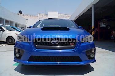 Subaru WRX STI 5P usado (2017) color Azul precio $530,000