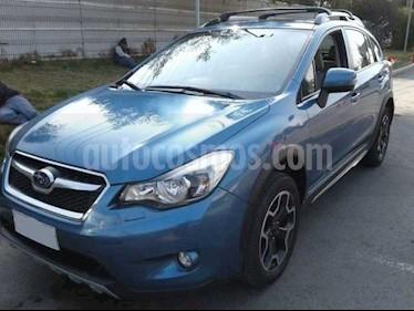 Subaru XV 2.0i AWD Limited Aut usado (2016) color Azul precio $12.000.000