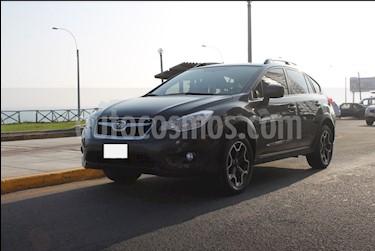 Subaru XV 2.0L usado (2014) color Gris Oscuro precio u$s13,400
