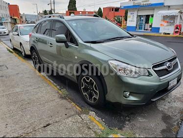 Subaru XV 2.0i usado (2013) color Verde Jasmine precio $169,900