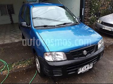 Foto Suzuki Alto 800 0.8L GL usado (2009) color Azul Metalico precio $2.100.000