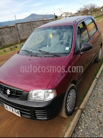 Suzuki Alto 800 0.8L GL usado (2010) color Rojo precio $2.000.000