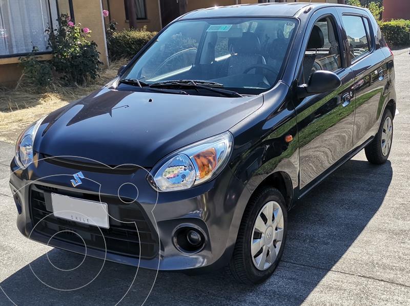 Suzuki Alto 800 0.8L DLX 2AB usado (2019) color Gris Granito precio $4.950.000