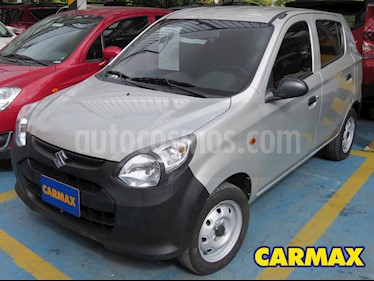 Suzuki Alto  GA Ac usado (2017) color Plata precio $22.900.000
