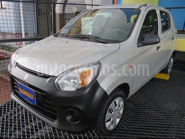 Foto venta Carro usado Suzuki Alto 800 DLX Full Ac (2018) color Gris precio $26.900.000