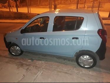 Foto venta Auto usado Suzuki Alto 800 GL (2013) color Celeste Metalico precio $2.800.000
