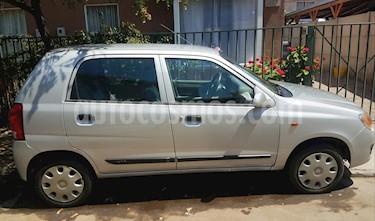 Suzuki Alto K10 1.0L GLX Ac usado (2011) color Plata precio $2.600.000