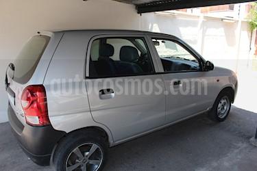 Foto venta Auto usado Suzuki Alto K10 1.0L GLX (2012) color Plata precio $2.300.000