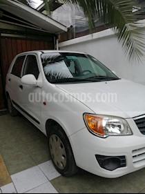 Suzuki Alto K10 1.0L GLX usado (2013) color Blanco precio $2.800.000