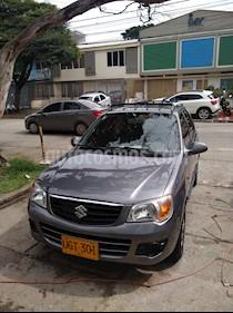 Foto venta Carro usado Suzuki Alto DLX Full Ac (2014) color Plata precio $16.500.000