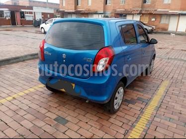 Suzuki Alto  GLX Plus usado (2018) color Azul precio $25.000.000