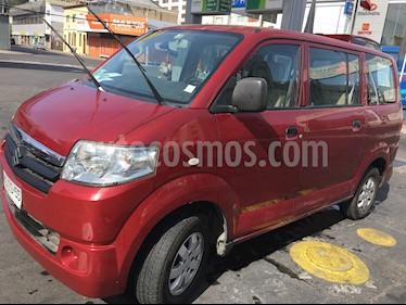 Suzuki APV Minivan  1.6 GL usado (2015) color Rojo precio $6.900.000