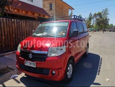 Suzuki APV Minivan  1.6 GL usado (2008) color Rojo precio $4.500.000