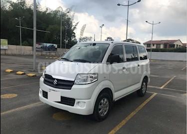 Suzuki APV GL usado (2016) color Blanco precio $22.000.000