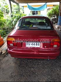 Suzuki Baleno Sedan 1.6 GLX Full usado (1998) color Rojo precio $2.500.000