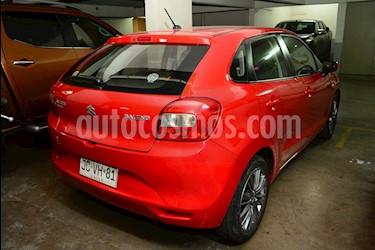foto Suzuki Baleno 1.4L GLS usado (2017) color Rojo Fuego precio $7.100.000