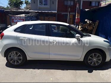 Suzuki Baleno 1.4L GLS usado (2018) color Blanco precio $6.850.000