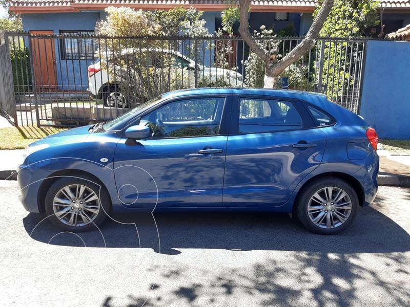 Suzuki Baleno 1.4L GLS usado (2018) color Azul Metalico precio $8.850.000