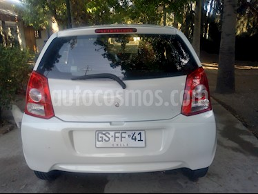 Suzuki Celerio 1.0L GLX BT AC usado (2014) color Blanco Perla precio $3.300.000