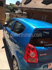 Suzuki Celerio 1.0L GLX Sport AC BT usado (2014) color Azul precio $4.100.000