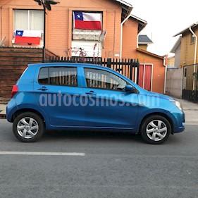 Suzuki Celerio 1.0L GLX Sport AC BT usado (2015) color Azul precio $4.200.000