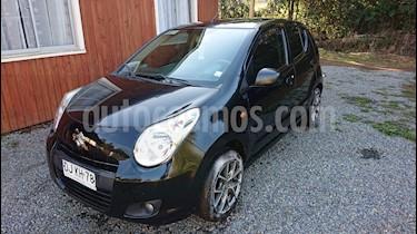 Suzuki Celerio 1.0L GLX BT usado (2012) color Negro precio $3.490.000