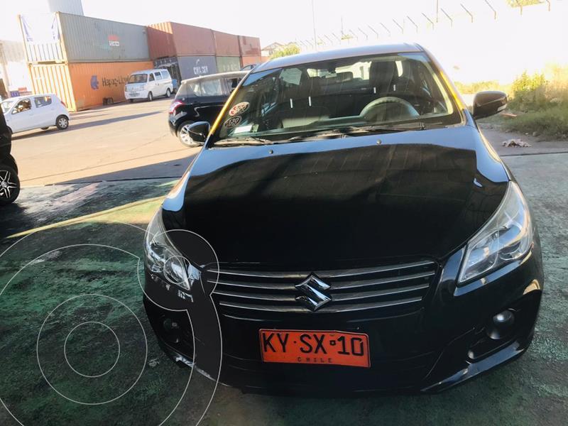 Suzuki Ciaz 1.4L GL BT Aut usado (2018) color Negro precio $13.190.000