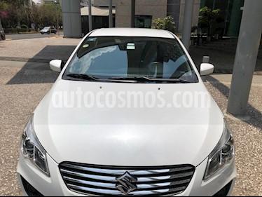 Suzuki Ciaz GLS Aut usado (2016) color Blanco precio $159,900