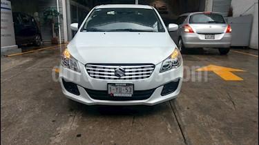 Foto venta Auto usado Suzuki Ciaz GLS Aut (2018) color Blanco precio $230,000