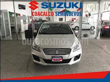 Foto venta Auto usado Suzuki Ciaz GLS (2016) color Plata Metalico precio $170,000