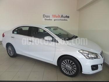 Foto venta Auto usado Suzuki Ciaz GLX Aut (2016) color Blanco precio $159,995