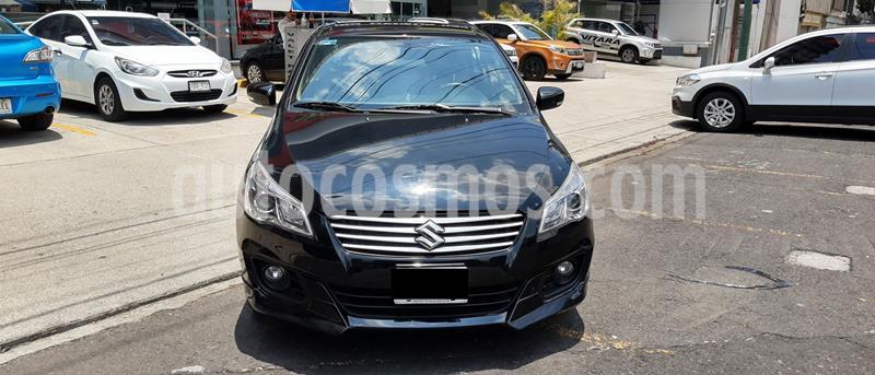 foto Suzuki Ciaz RS Aut usado (2020) color Negro precio $297,990